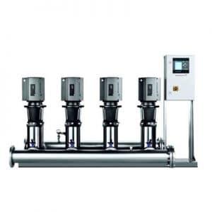 Центробежни помпи и системи за нагнетяване и транспортиране на течности.